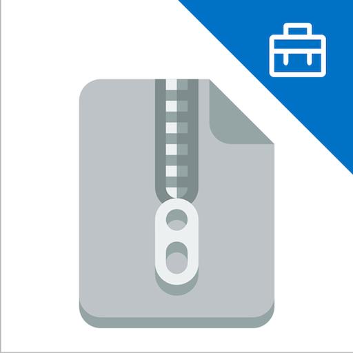 Zip Extractor(MDM&MAM対応Zip解凍アプリ)WEBをオープンしました。